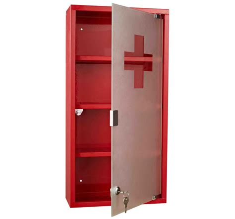 Wall Mounted First Aid Cabinet   NeilTortorella.com