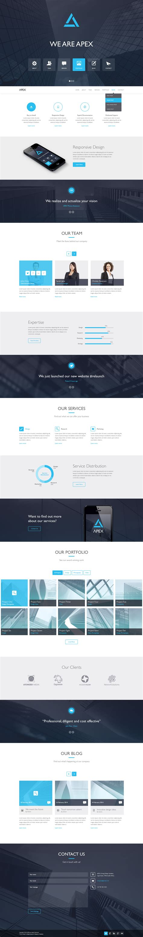 mdm html themes download apex wordpress theme download free flatmaster