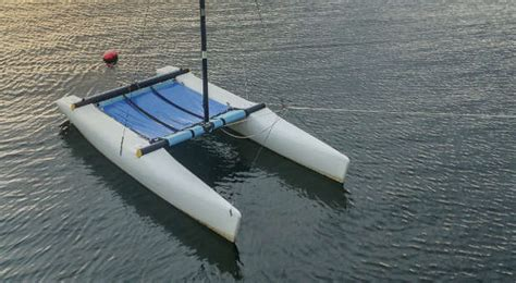 catamaran without sails leader drift ministry today