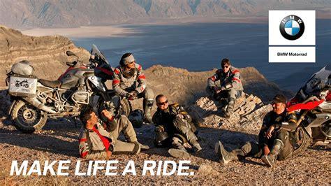 Youtube Motorrad Usa by One World One R 1200 Gs Tour Usa Bmw Motorrad Youtube