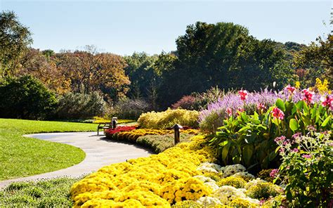 Cheekwood Botanical Garden Botanical Gardens Shangri La Botanical Gardens And Nature Center Warm Color Garden Ideas Color