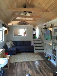 tiny house with loft best 25 tiny house interiors ideas on small