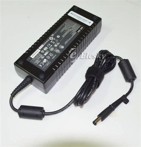 Adaptor Hp Compaq Desktop Pc All In One 19v 7 9a Pin Central Original original ac adapter for hp compaq elite 8300 8200 8000 ultraslim pc ac adapter power cord supply