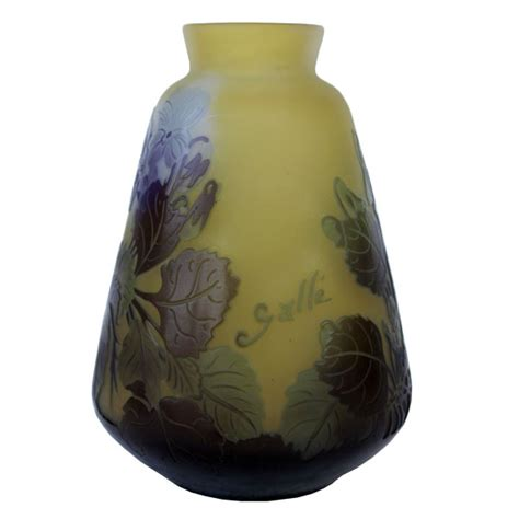 vasi galle galle glass vase vases sale