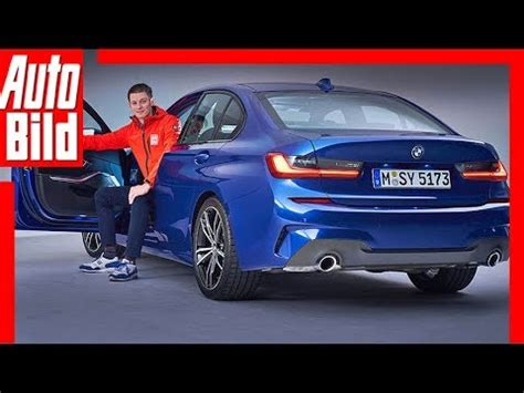 Bmw 3er 2018 Youtube by Bmw 3er G20 2018 Sitzprobe Review Details Youtube