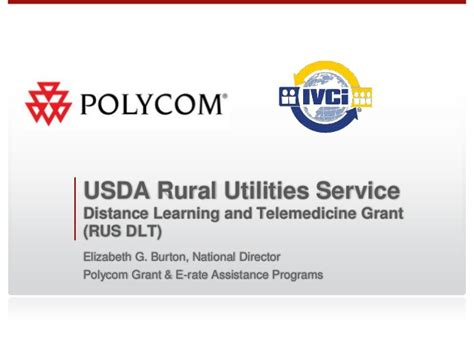 Mba Rural Development Distance Education by The Rus Distance Learning And Telemedicine Program