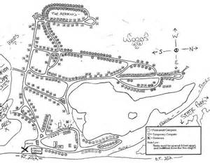 Sampson State Park Map by Nelson Ledges Nelson S Ledges Nelson S Ledges Exploring