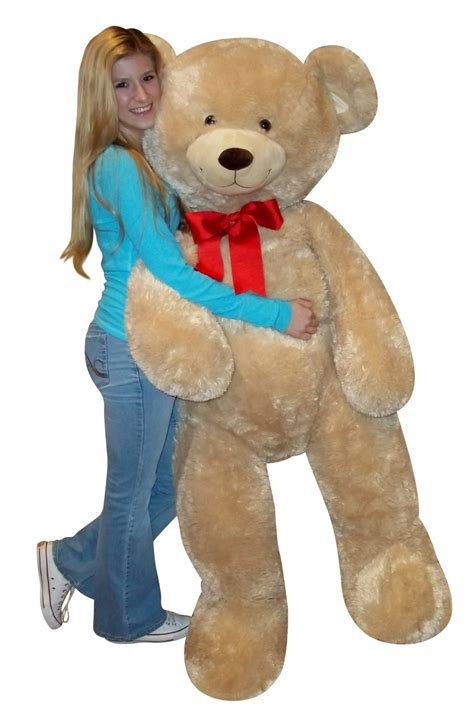 valentines big stuffed animals fhc jumbo s day teddy toys