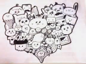 Mustache Wall Stickers zajo blogs heart doodle