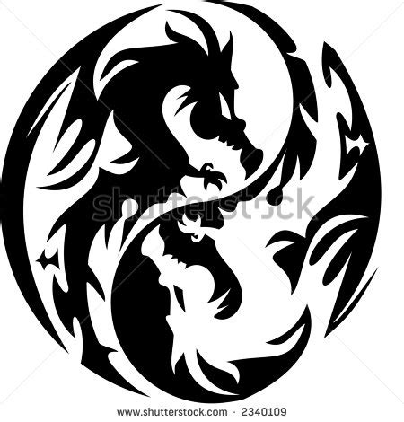 tribal yin yang tattoos designs 52 tribal tattoos designs