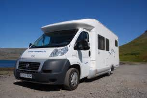 Fiat Motorhomes Mh4 Fiat Ducato Motorhome 4 Berth Cer Iceland