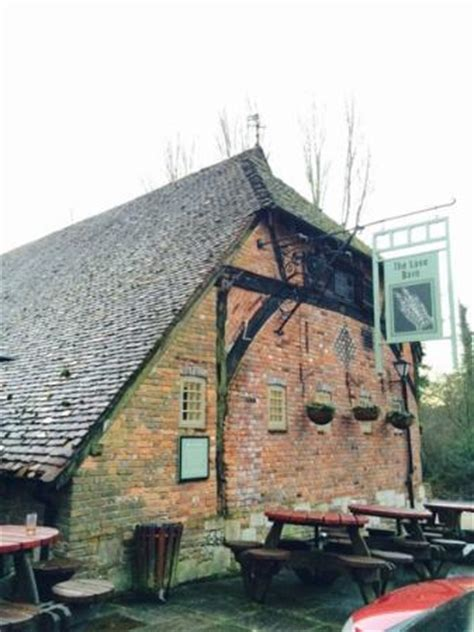 The Lone Barn the lone barn on the side of the pub picture of fox hounds bursledon tripadvisor
