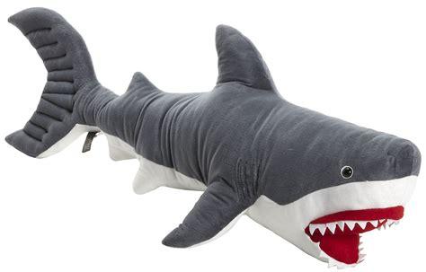 shark plush bespoke sealife cuddly category