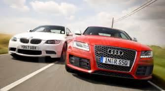 Bmw And Audi Cars V 237 Deo Bmw M3 Versus Audi Rs5 Quem Leva A Melhor Car