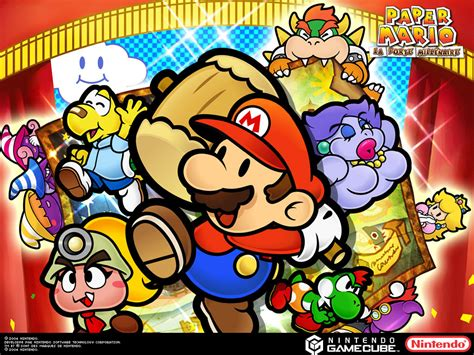 Paper Mario And The Thousand Year Door by Paper Mario The Thousand Year Door Junglekey Wiki