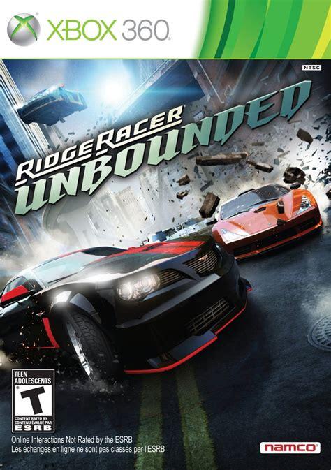 Ridge Racer Unbounded ridge racer unbounded bomb