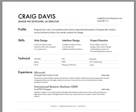 Cv Template Builder Completely Free Resume Builder Learnhowtoloseweight Net