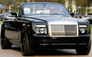 David Beckham Rolls Royce David Beckham Rolls Royce Phantom Drophead Coupe Pics