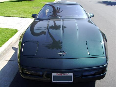polo green 1991 corvette paint cross reference