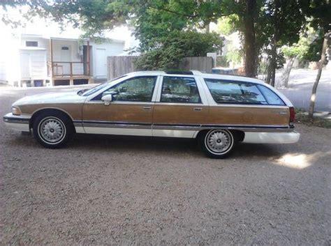 1992 buick roadmaster estate wagon buy used 1992 buick roadmaster estate wagon wagon 4 door 5