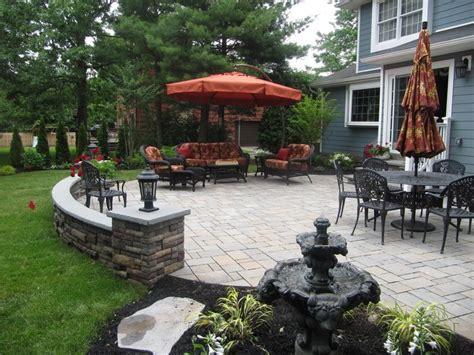 patio design photos from somerset hunterdon union county nj