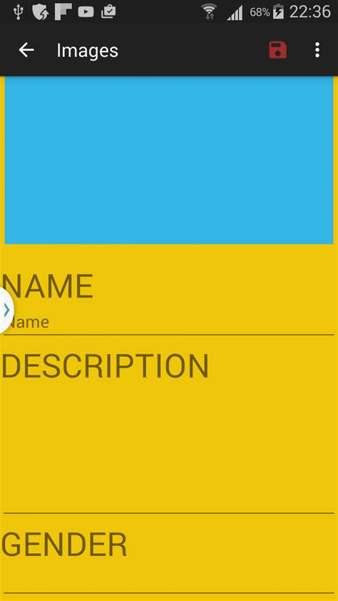 meaning of layoutinflater in android android spinner on item selected pass on edittext