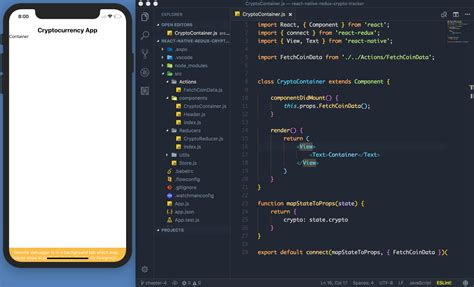 learning react building mobile apps with javascript books let s build cryptocurrency mobile app with react