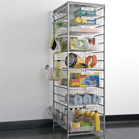 Elfa Corner Shelf by 33 Best Elfa Shelving Garage Images On