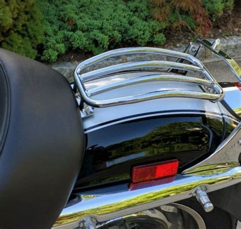 Valkyrie Luggage Rack by Sell Honda Valkyrie 1500 F6c Fender Luggage Rack