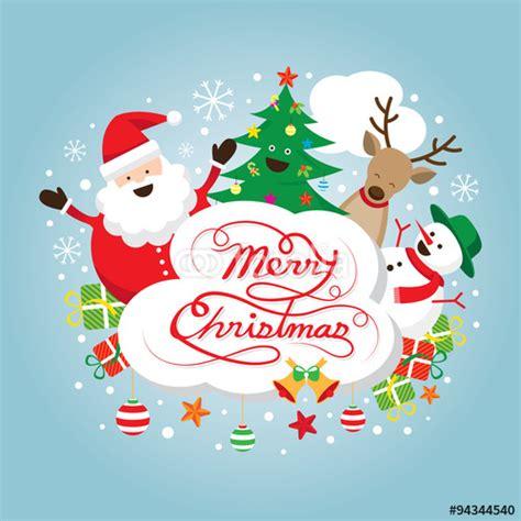 Santa Claus Merry 2 merry santa claus reindeer