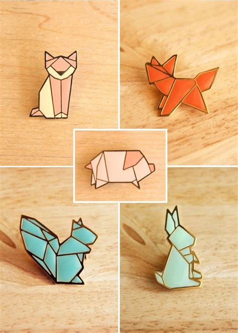 Cutting Origami - 25 best ideas about geometric animal on