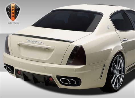 maserati quattroporte kit 2006 maserati quattroporte rear bumper kit 2005