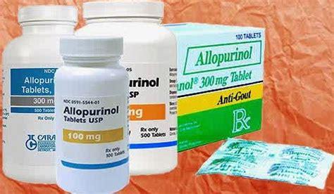 Obat Asam Urat Allopurinol apa nama obat asam urat generik yang di jual di apotik