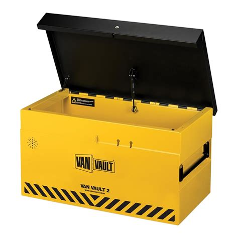 vault 2 commerical high security steel storage box