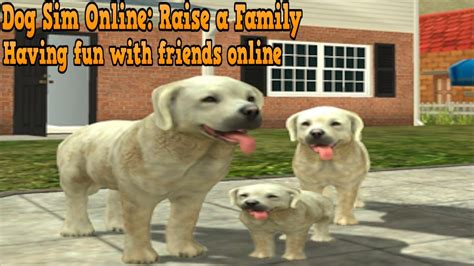 puppy sim sim raise a family with friends by turbo rocket