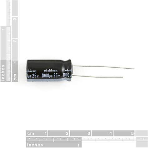 0 1 uf decoupling capacitor electrolytic decoupling capacitors 1000uf 25v 08982 karlsson robotics