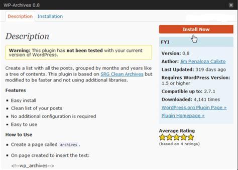 membuat daftar isi wordpress tanpa plugin cara membuat daftar isi pada blog wordpress arif s blog