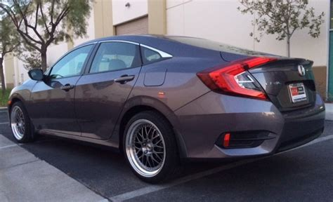 18 inch rims for honda civic 18 inch wheels on touring sedan page 6 2016 honda civic forum 10th type r forum si
