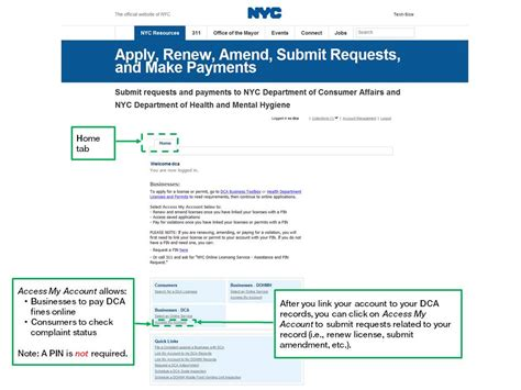 nyc contractor license number software free