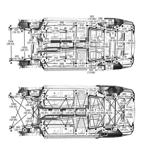 2011 Kia Sorento Interior Dimensions by Kia Sorento 4wd Dimensions