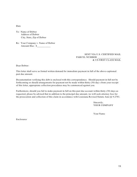 certification letter for subpoena sent via certified mail pictures to pin on
