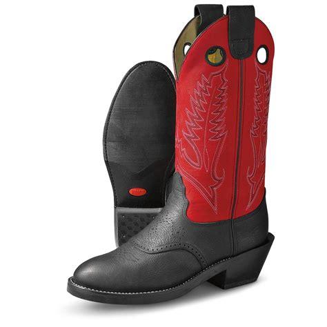 s buckaroo boots s durango boot 174 buckaroo boots black 136981