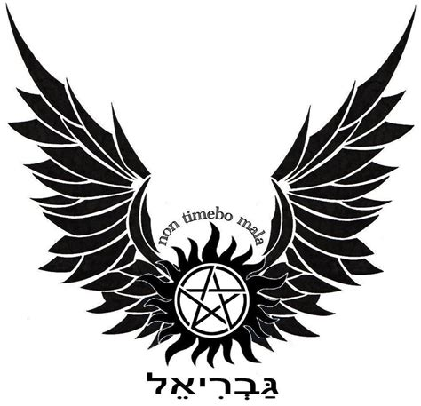anti possession symbol anti demon supernatural
