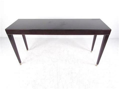 Contemporary Console Tables Contemporary Modern Console Table For Sale At 1stdibs