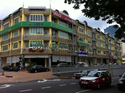 Pj 8 Avenue Intermediate Retail Space For Sale In Petaling