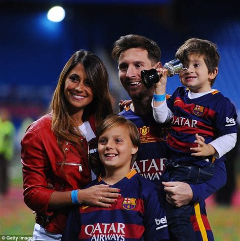 messi and wife lionel messi girlfriend s shares how he will enjoy
