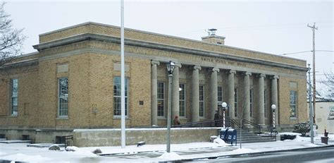 Milwaukee Post Office by South Milwaukee Post Office