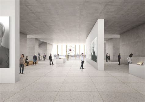 David Floors by David Chipperfield Wins Stockholm S Nobel Center Competition