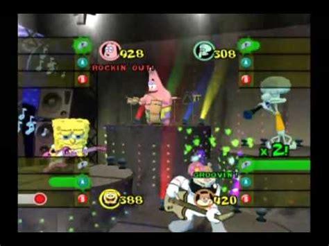 spongebob squarepants lights camera pants 10 minute gameplay spongebob squarepants lights camera