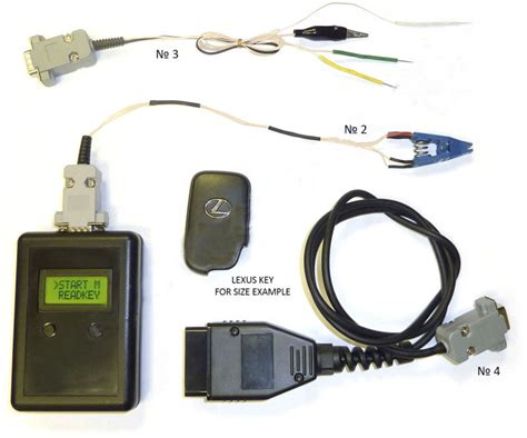 Toyota Key Programming Toyota Lexus Subaru Key Programmer Tkp3 7 Prodecoder